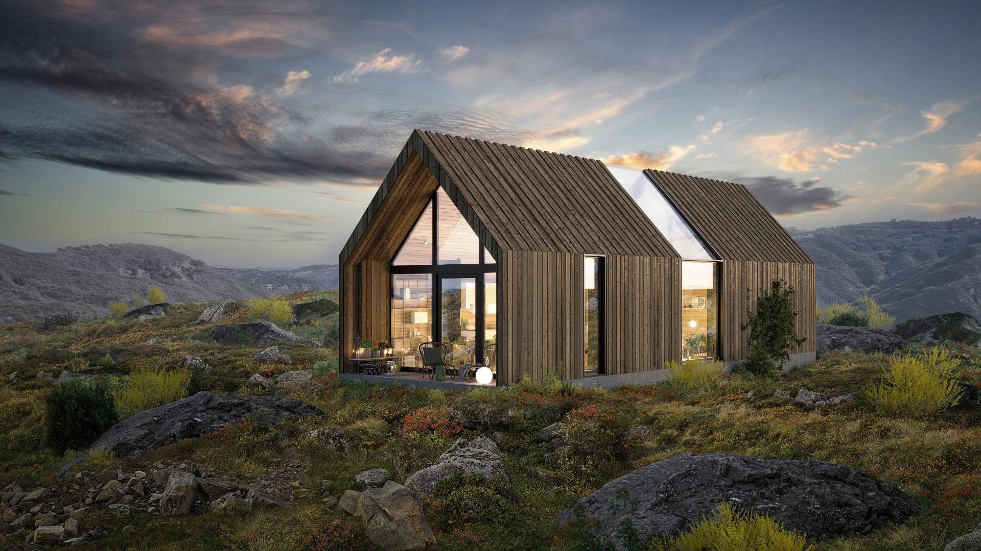 Bilde av boligbyggingsprosjektet Goddo