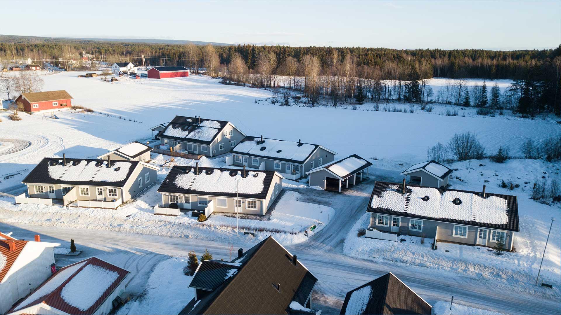 Bilde av boligbyggingsprosjektet Øverhamninga 1